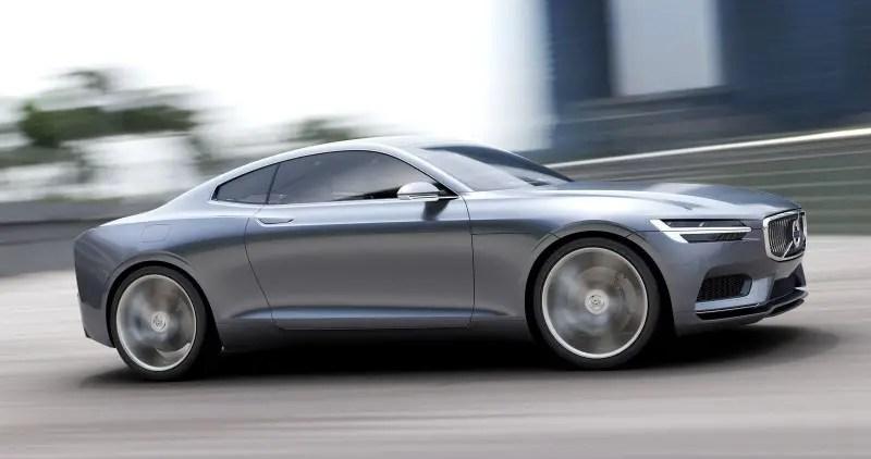 2021 Volvo S90 Coupe Concept