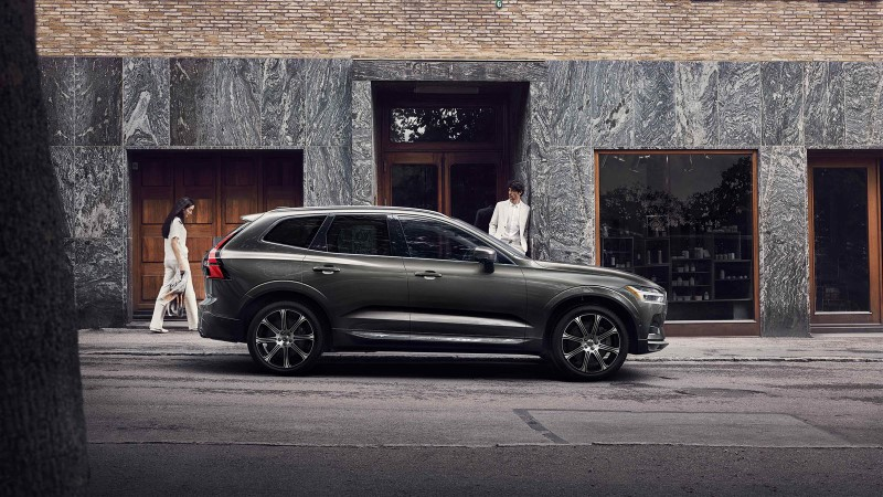 2021 Volvo XC60 Black Colors