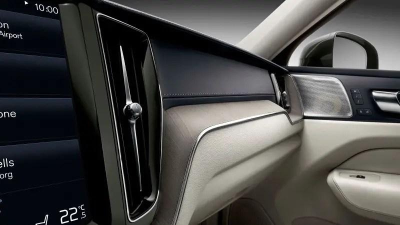 2021 Volvo XC60 Luxury Interior