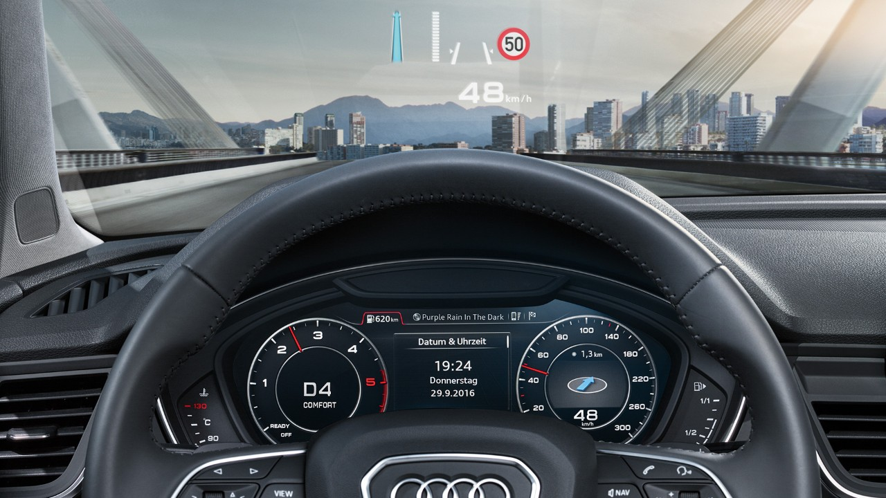 2021 Audi Q5 Steering Wheel