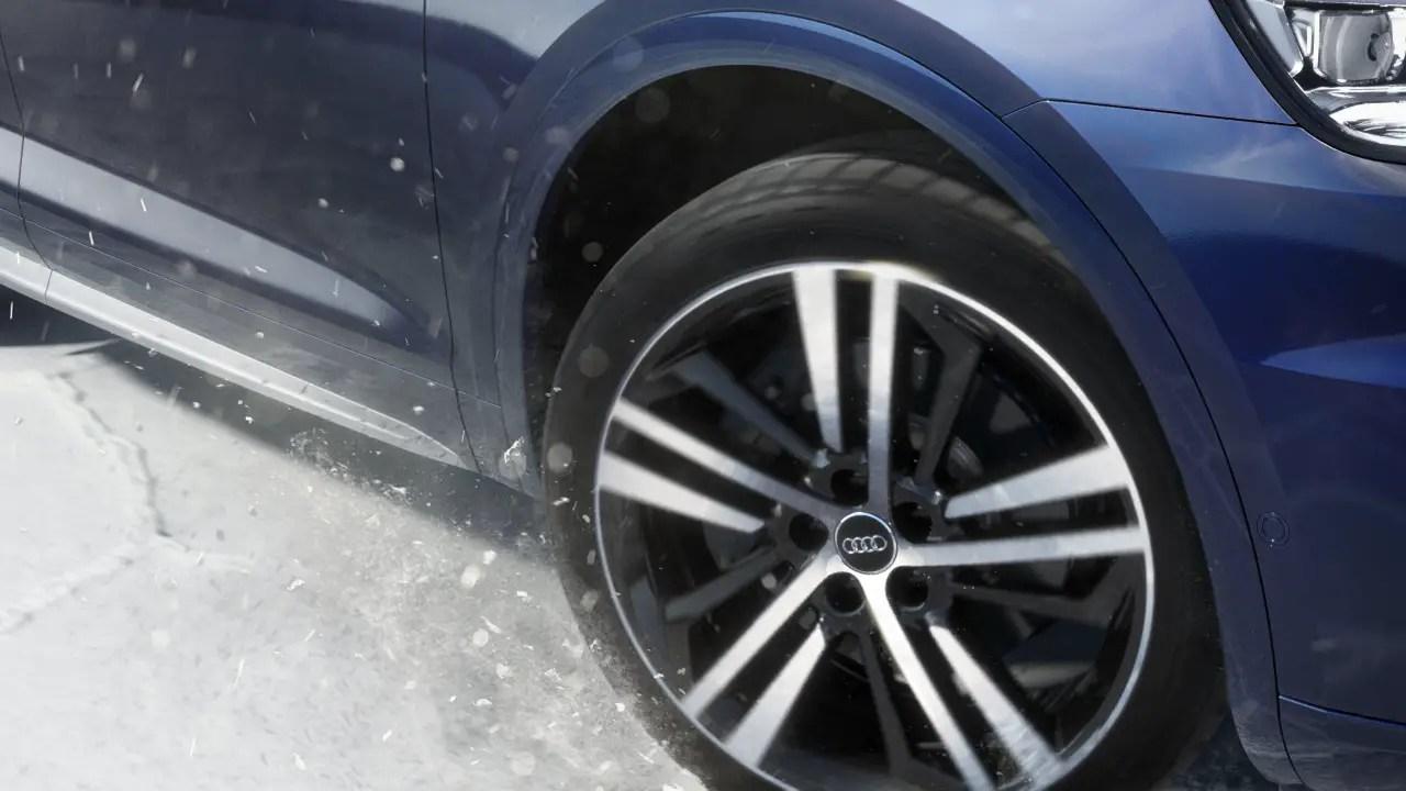 2021 Audi Q5 Velg Wheel Design