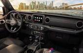 2021 Jeep Gladiator Interior Overland Dashboard
