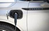 2021 Lincoln Corsair Grand Touring Hybrid Battery Capacity