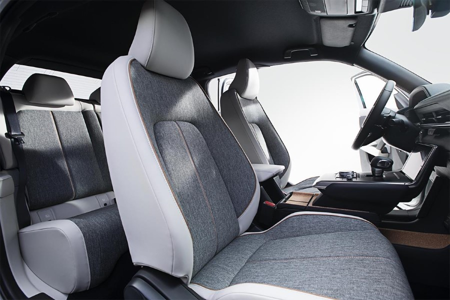 2021 Mazda MX-30 Interior Fabric Seating