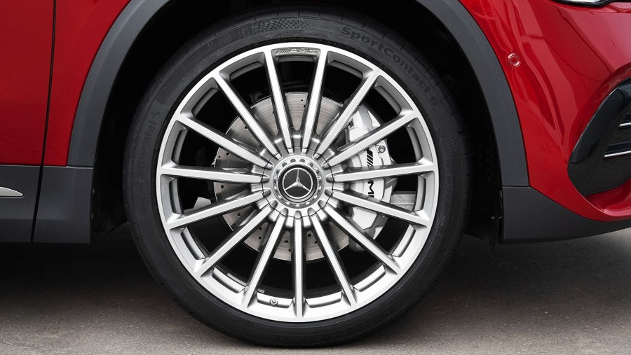 2021 Mercedes GLA 35 AMG New Wheel Size
