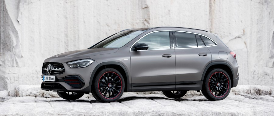 2021 Mercedes GLA Redesign Exterior With New Head Light