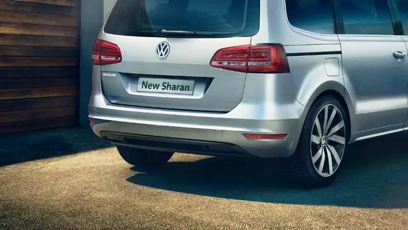 2021 Volkswagen Sharan Redesign