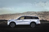 Lincoln MKT Full-Size SUV Replaced by Aviator