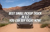 Best Compact Truck in United States Right Now