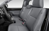 2016 Toyota Tundra Interior With Front Bench Seat