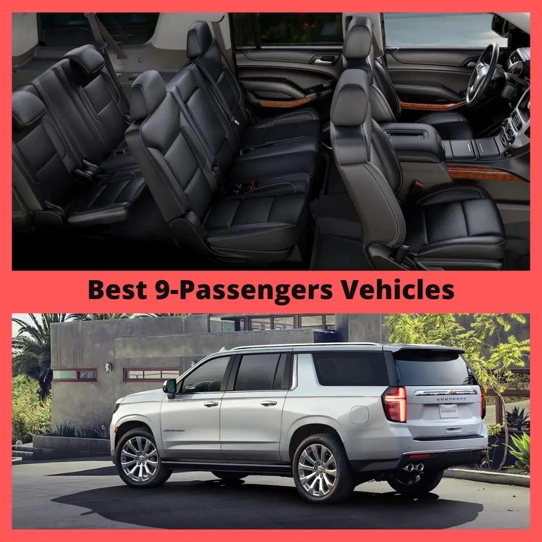 Best 9-Passengers SUV