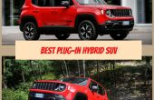 2021 Jeep Renegade 4Xe is The Best PHEV SUV