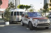 2021 Land Rover Discovery Tow a Travel Trailer