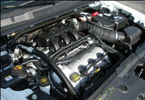 Ford 3.5L Duratec ti-VCT Fuel Economy