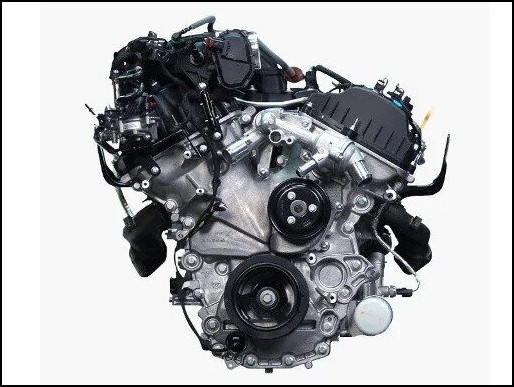 Ford 3.5L Duratec ti-VCT Full Specs