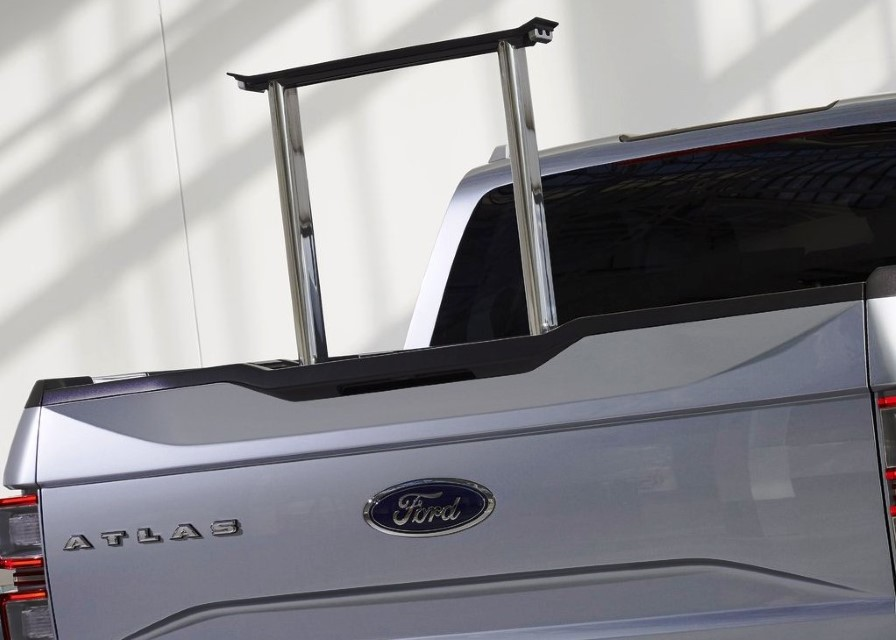New Ford Atlas Concept