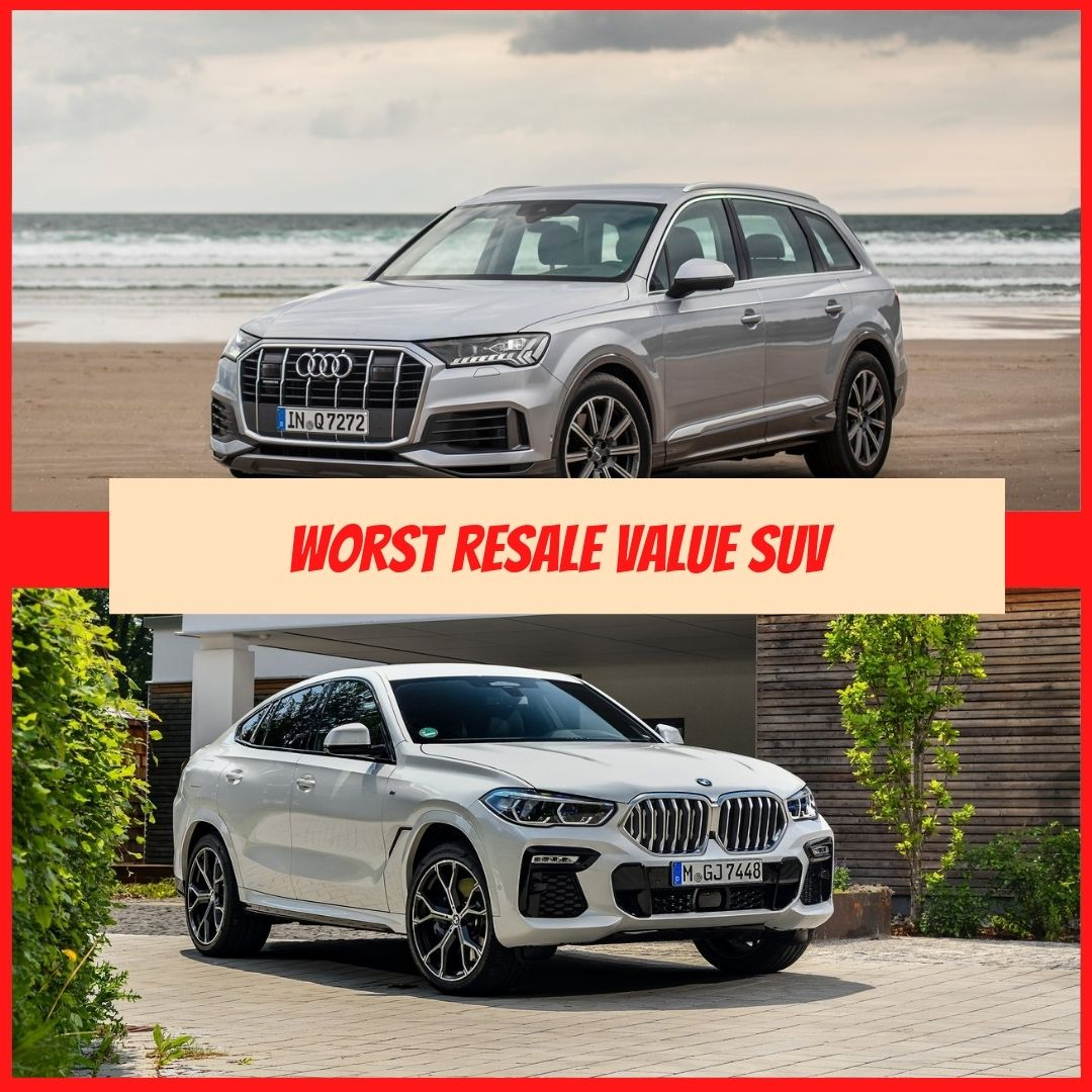 Worst Resale Value SUV 2020