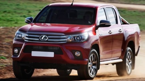 New Lexus Pickup Truck Price and Release Date