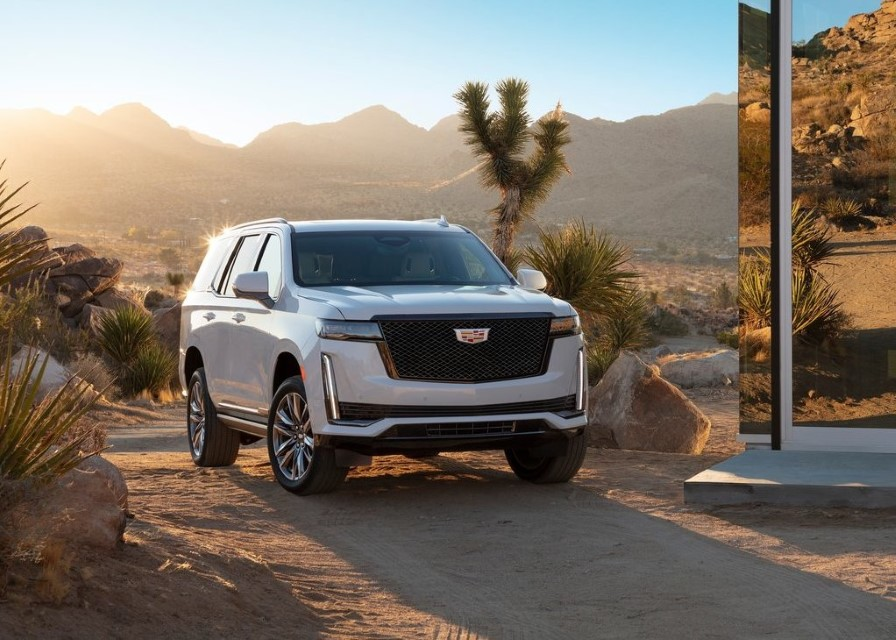 2021 Cadillac Escalade is One of the best SUv with Great Visibility