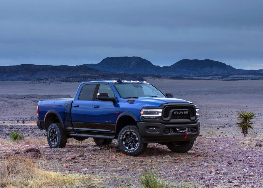 2021 Ram Macho Power Wagon Release Date
