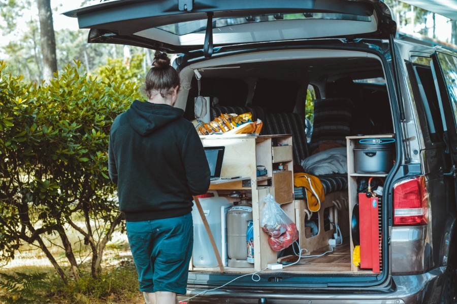 Chevy Suburban is The Best SUV for Camper Conversion