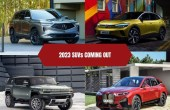 2023 SUV Coming Out