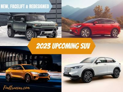 Read more about the article 2023 Upcoming SUVs | New, Refresh & Redesigned