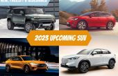 2023 Upcoming SUV Pictures