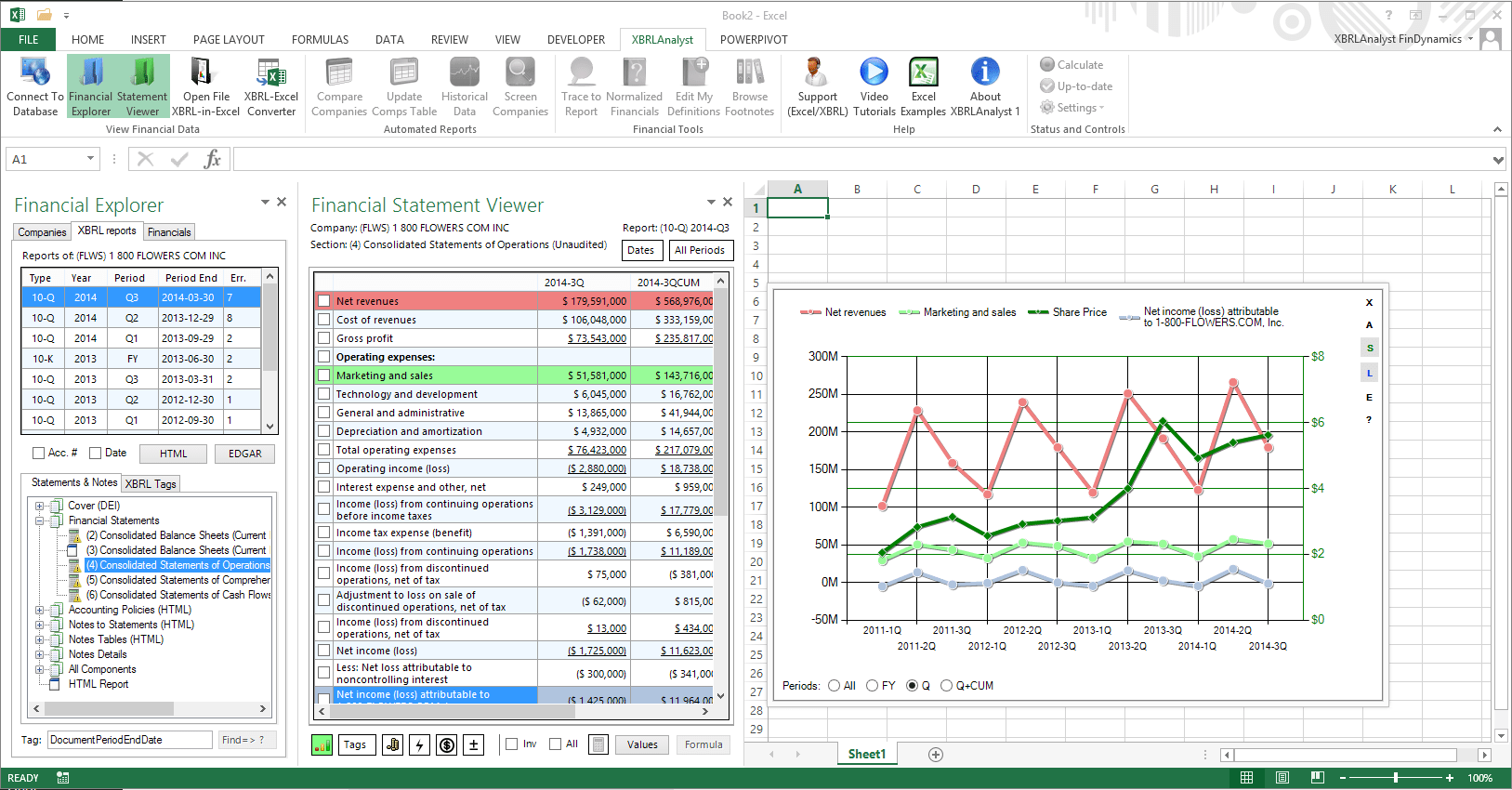 Free Xbrl Yst Viewer For Excel