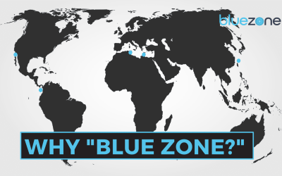 """Why """"Blue Zone""""?"""