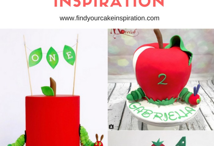 The Very Hungry Caterpillar Birthday Cakes Inspiration Find Your