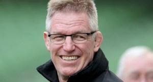 Coach Fiji Rugby