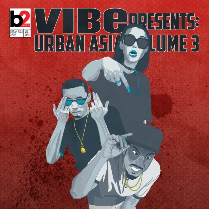 "Music from KlapYaHandz are to be featured in ""VIBE Presents Urban Asia Vol. 3"""