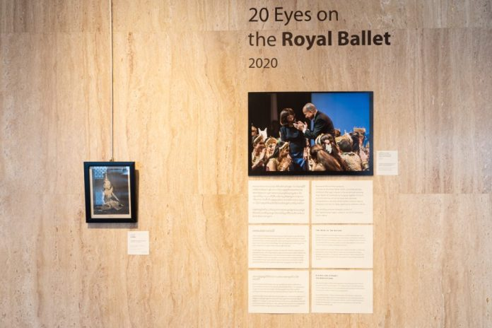 Rosewood Phnom Penh's 20 Eyes on the Royal Ballet 2020 Exhibition