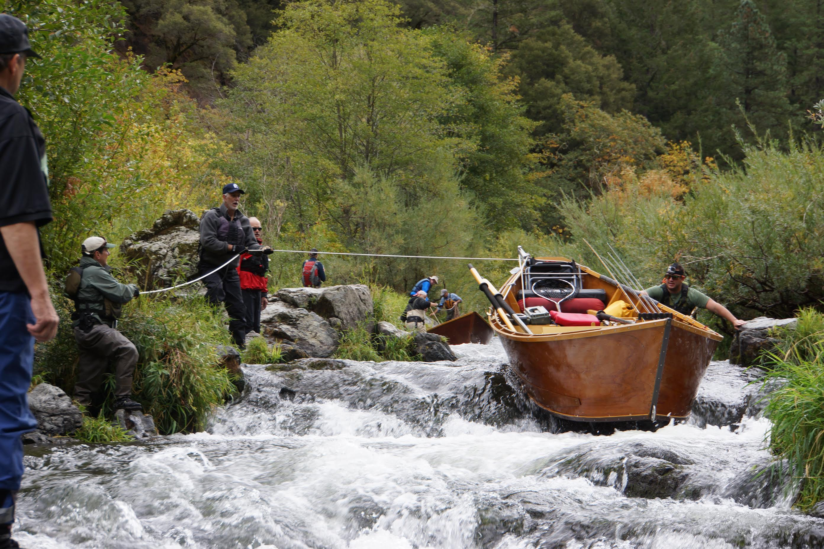 On the Rogue River – No Such Thing as Bad Weather – Find