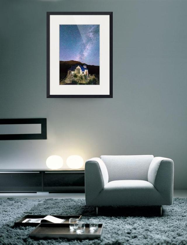 Perseid-Meteor-Shower-and-Chapel-On-The-Rock_art