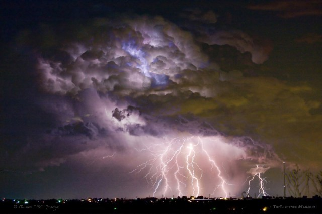 Highway 52 Storm