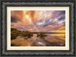 Colorado Lake Of Dreams Framed Art Print