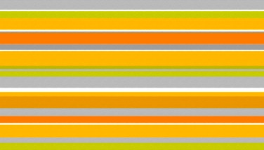 Interior Design Orange Stripe Abstract