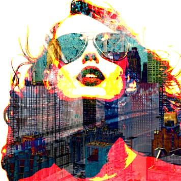 Digital Art Portraits Frida Gustavsson