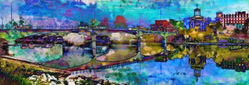 Hamilton Ohio City Art