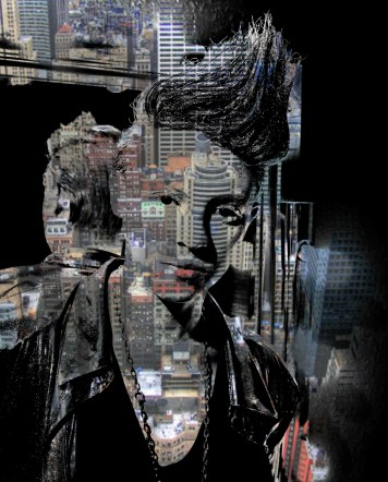 Portrait City Art La Roux