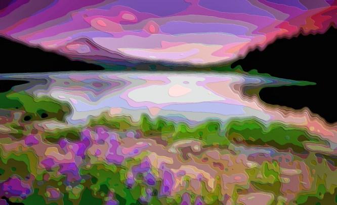 Purple Lake