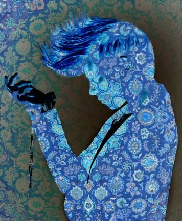 La Roux Elly Jackson Portrait