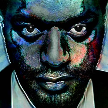 Chiwetel-Ejiofor Portrait Digital Art