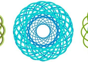 Spirograph Artwork