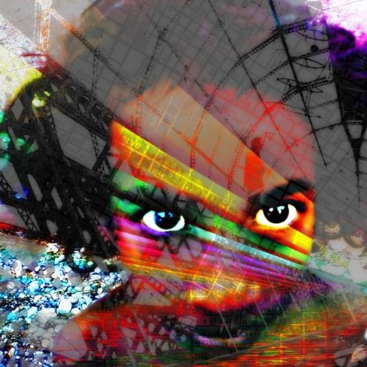 Old Soul Art Wide Eyed