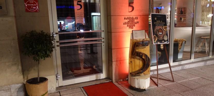 Fine-Dining.Blog @ 5 Restaurant in Stuttgart