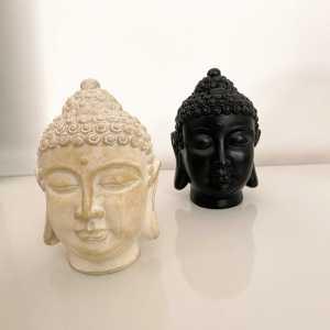 פסל בודהה ראש