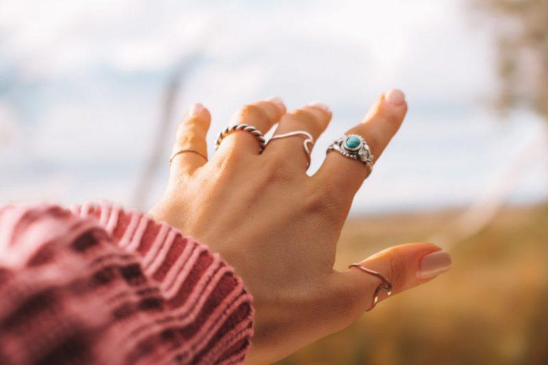 Originální prsteny pro zvláštní události